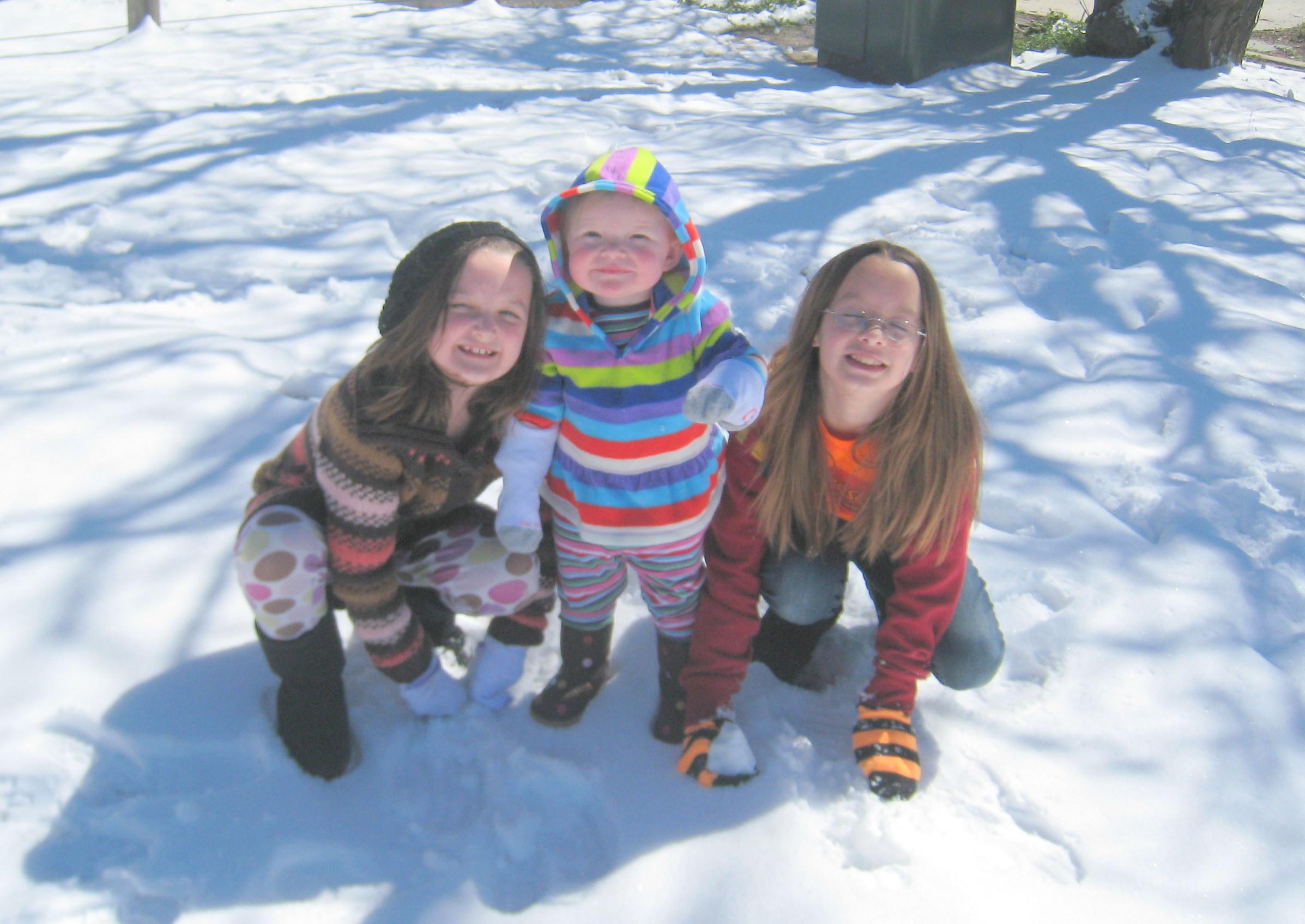Foto Friday- Winter Wonderland Additions