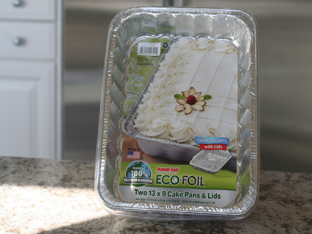 Eco Foil Review {New Giveaway BlogMania}