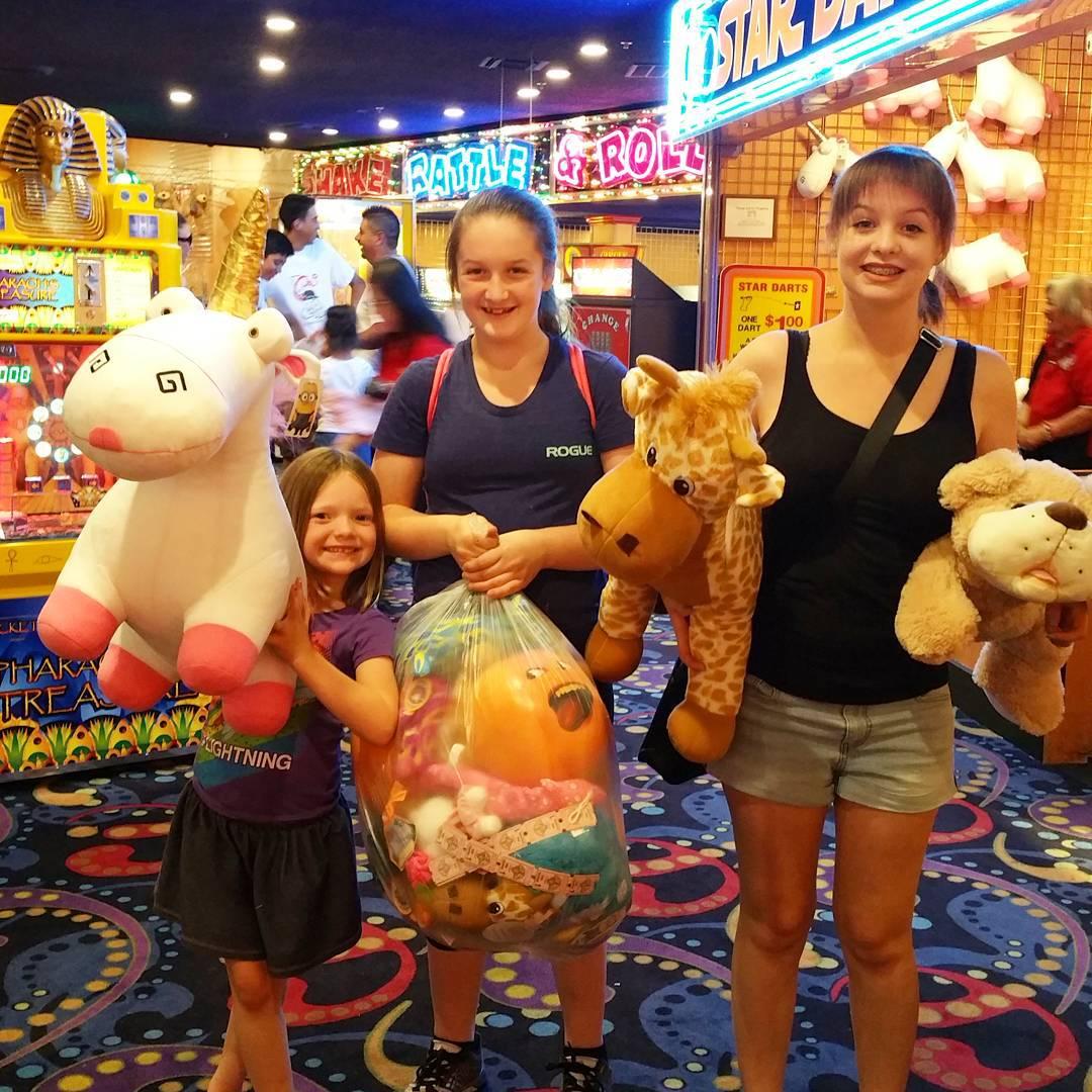 When in Vegas! LasVegas Vegas familytravel familytime