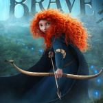 Review: BRAVE 3D {Our adventure with the Toddler and her first movie}