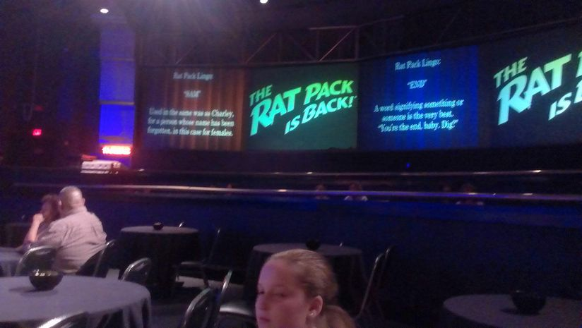Review: The Rat Pack Is Back and buffet at the Rio in Las Vegas!