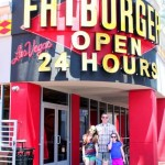 Review: Fat Bar {Burger} Las Vegas {fun and food} @Fatburger