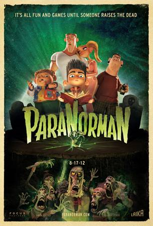 Review: ParaNorman a young ghost talker and how he tries to save the world! #ParaNorman