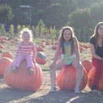 {Kinda} Wordless Wednesday: Bates Nut Farm {Pumpkin Patch}