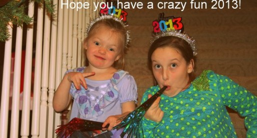 Happy New Year! 10 things to make 2013 the best year yet!