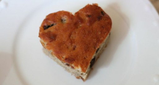 The Best Chocolate Chip, Cream Cheese, Banana Bread Ever! {can be vegan too}