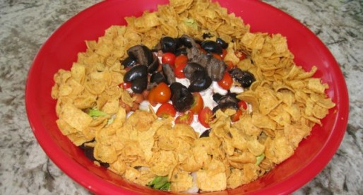 Grandma Lillie's Rustic Summer {or winter} Salad! It's Tasty Tuesday!