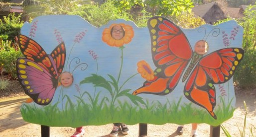 San Diego Family Fun at the San Diego Zoo Safari Park's Butterfly Jungle {Review}