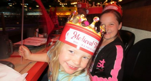 So Cal Family Fun at Medieval Times in Buena Park