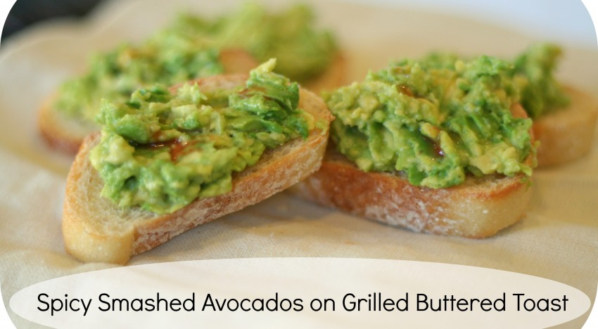 ... Avocados on Grilled Buttered Toast plus 110 other delicious avocado