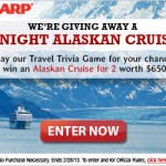 If You're Over 45 You Could Win a 7-Day Alaskan Cruise!!!