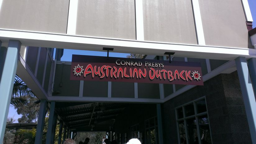 Visit the Australian Outback at the San Diego Zoo! New Exhibit opens May 24th!