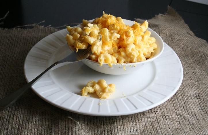 Macaroni and Cheese Masterpiece!