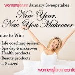 New Year New You Makeover Sweepstakes! Enter to win a Spa Day and MORE!!!