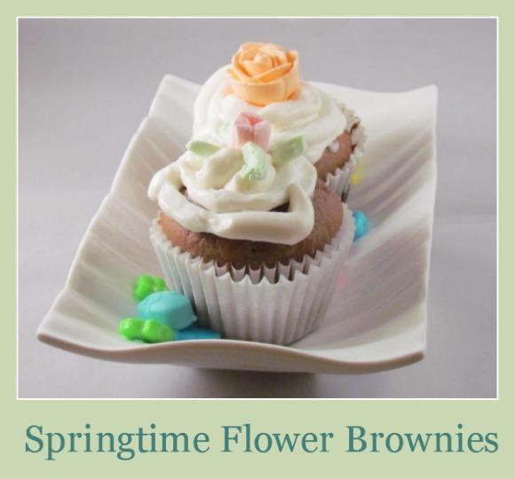 SpringtimeBrownies