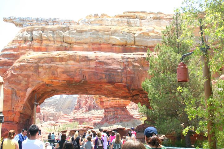 CARS Land, {Disney's California Adventure} Review…We loved it!!!
