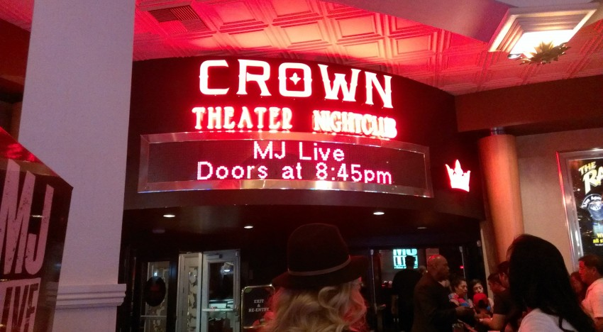 Review: MJ Live, Michael Jackson Tribute, Las Vegas Family Fun