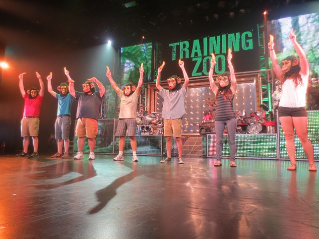 Review: Recycled Percussion Las Vegas, Add This to Your Family Fun in Vegas List!