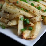 Homemade Buttermilk Ranch French Fries
