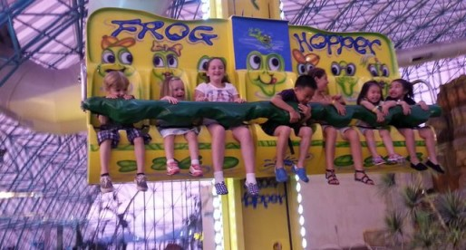 Family Activities in Las Vagas, Adventuredome Review