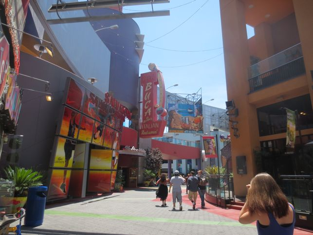 LA family fun… a vacation and Universal Studios!