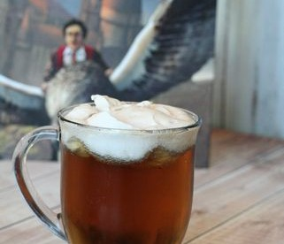 Vegan Butterbeer from Harry Potter with Non-Vegan instructions Too!