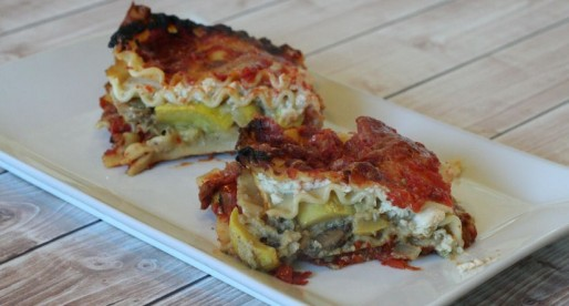 The Best Homemade Lasagna, Dairy Free and Vegan… but you'd never know!