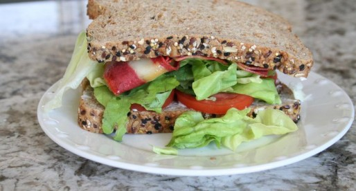 How to make the best BLT… and the perfect way to cook bacon! (vegan)