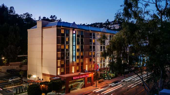 Hollywood Hilton Garden Inn Hotel and Walk of Fame Review