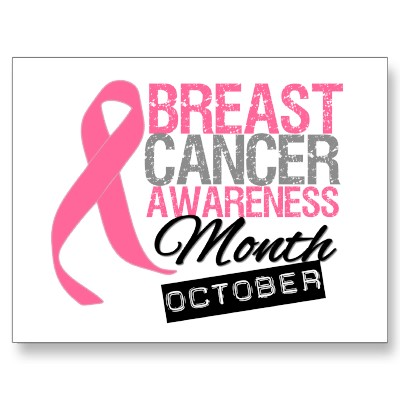 Breast Cancer Awareness Month: Mammograms are not that scary…