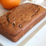 The Best Pumkin Bread with Chocolate Chips