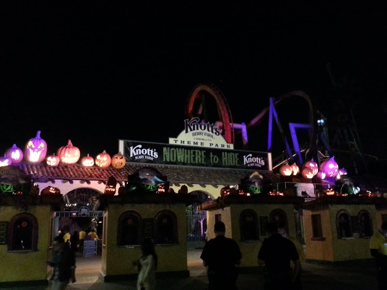 It's Not Halloween in So Cal Without Knott's Scary Farm, Review 2013