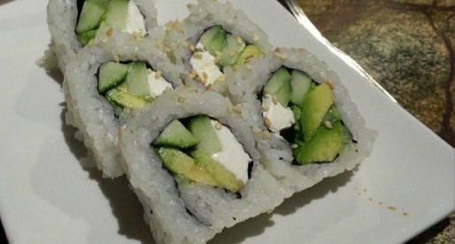 The Best Vegetarian Sushi