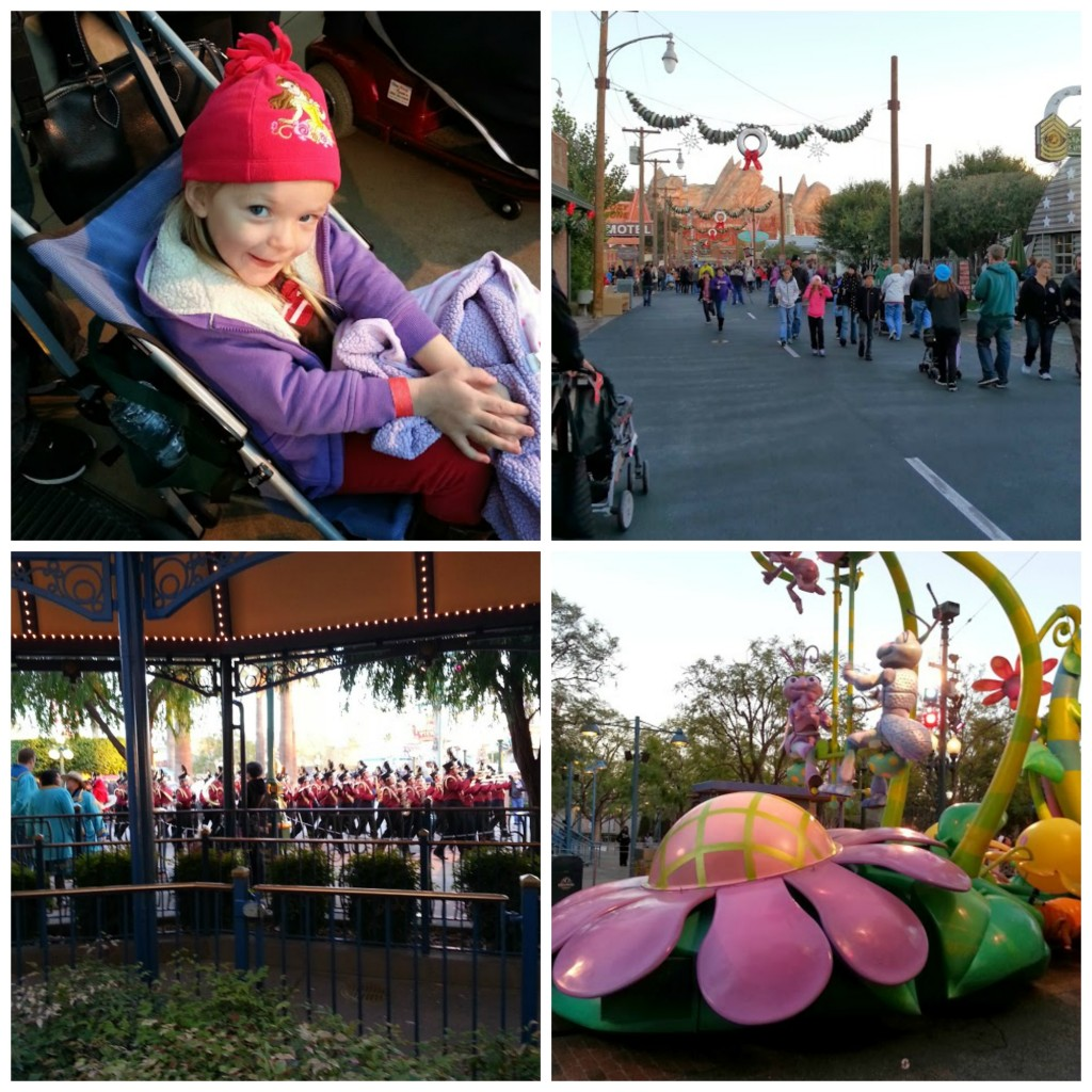 CaliforniaAdventureParade
