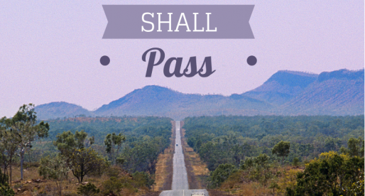 This too shall pass…
