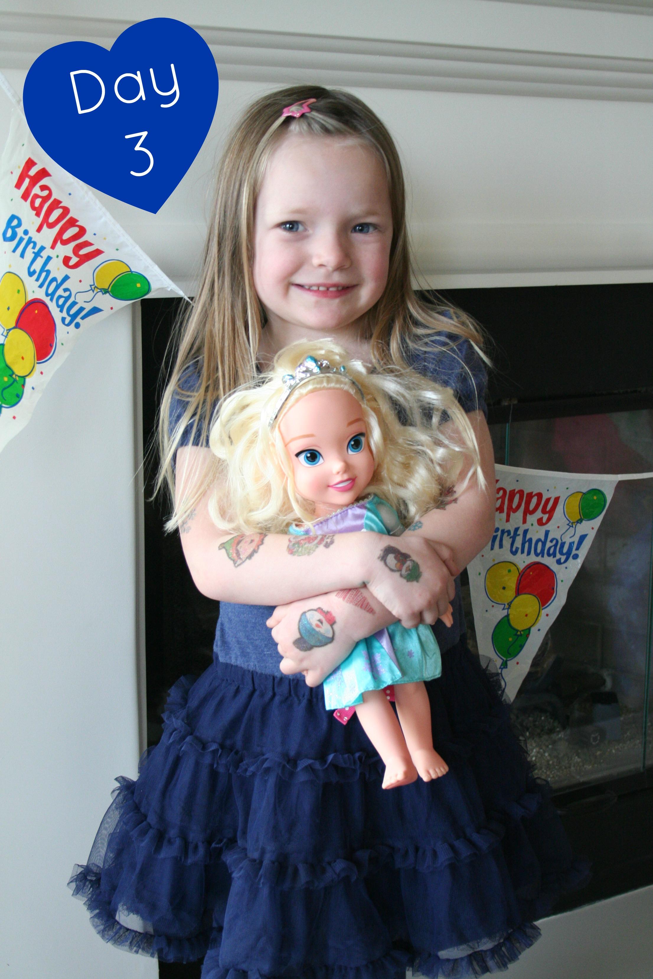Elsa Frozen Disney Cake