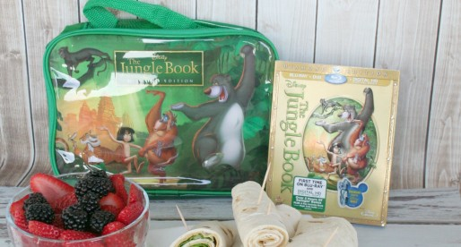 How To Throw a Jungle Book Movie Night Party