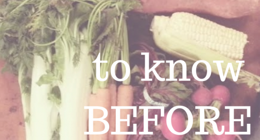 10 Things You Need To Know Before Going Vegan