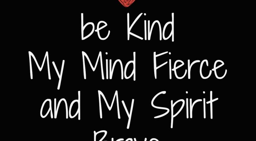 Heart, Mind, & Spirit