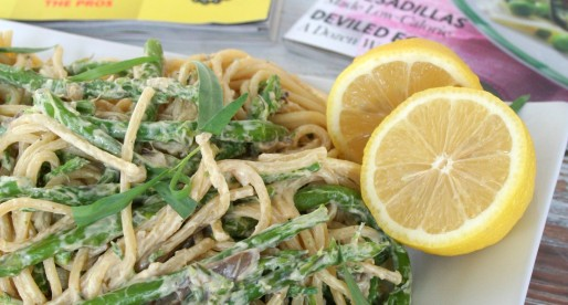 Spring Pasta with Morels and an awesome deal on my two fav magazines…