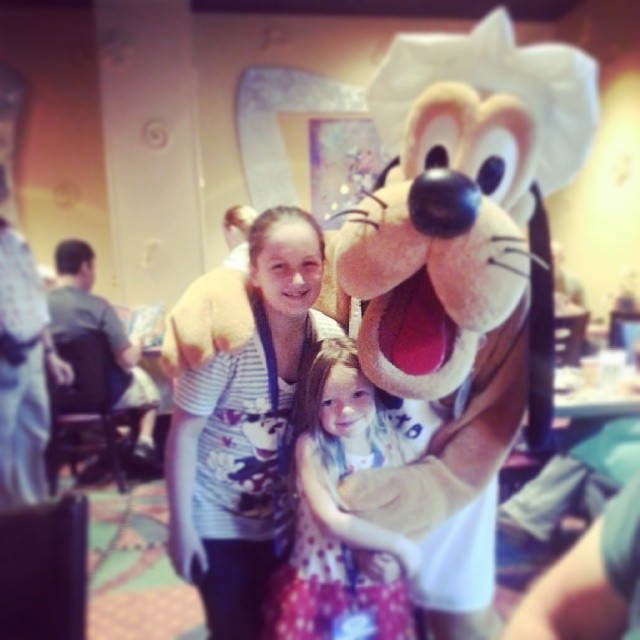 Making memories.  That's what life is all about right? #DisneySMMoms