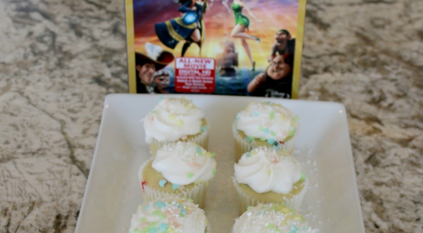 How To Throw A Very Easy The Pirate Fairy DVD Movie Night Party