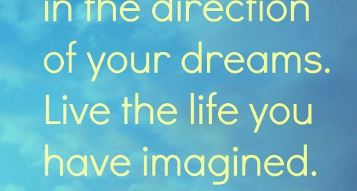 5 Quotes To Inspire You To Help You Make Your Dreams Come True