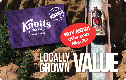 Knott's Berry Farm Hotel Staycation Packages and It's Time For Water Park Fun!