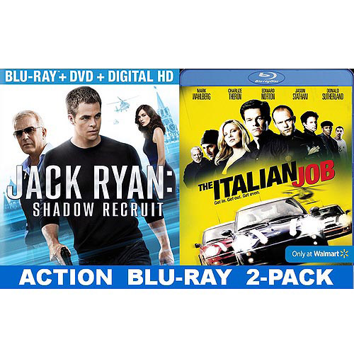 How to Throw a Father's Day Extravaganza with Jack Ryan: Shadow Recruit on DVD