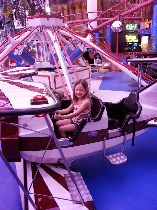 Love Roller Coasters? Add this one to your list! Las Vegas Family Travel Guide; El Loco Roller Coaster @Adventuredome#ad #LasVegas #FamilyTravel