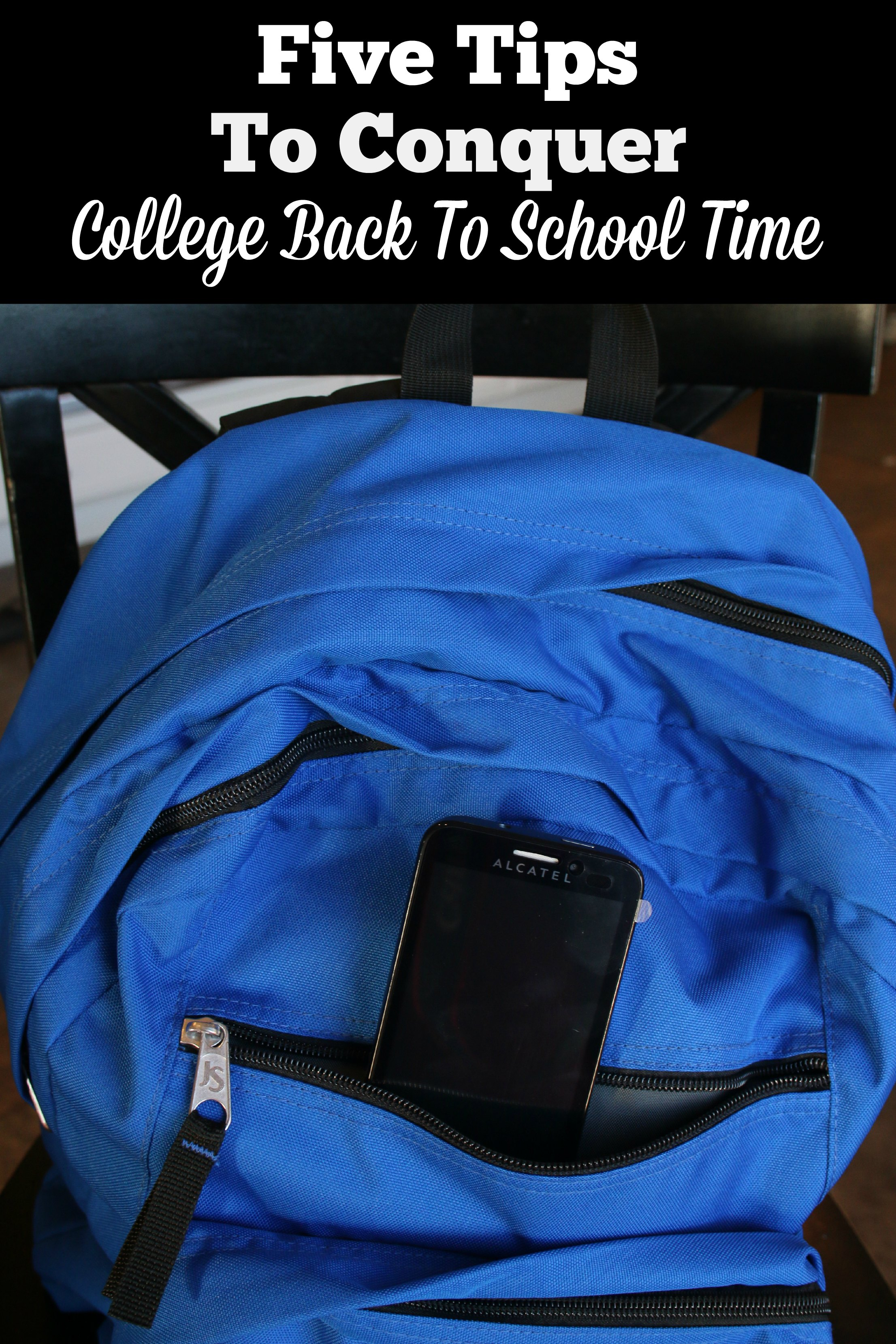 college back to school time