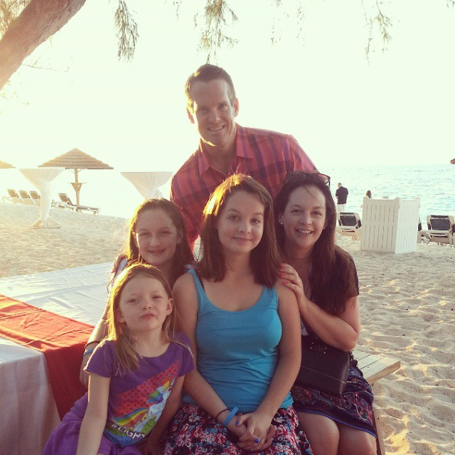 What a perfect moment in time @beachesresorts for #BeachesMoms  I totally get why so many families come back year after year. We had such an amazing time and we can't  wait for our next Beaches vacation.