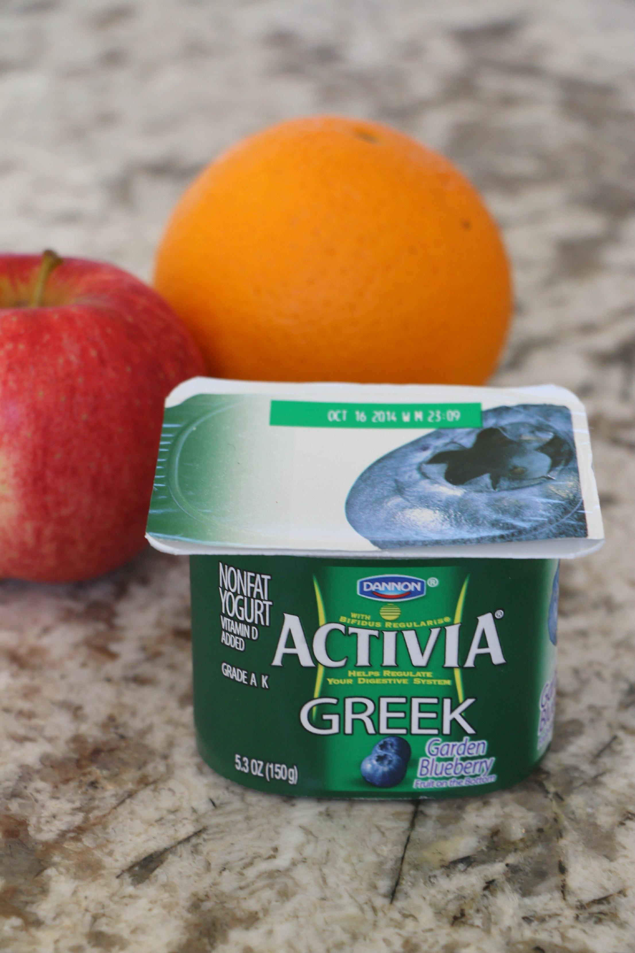 activia greek