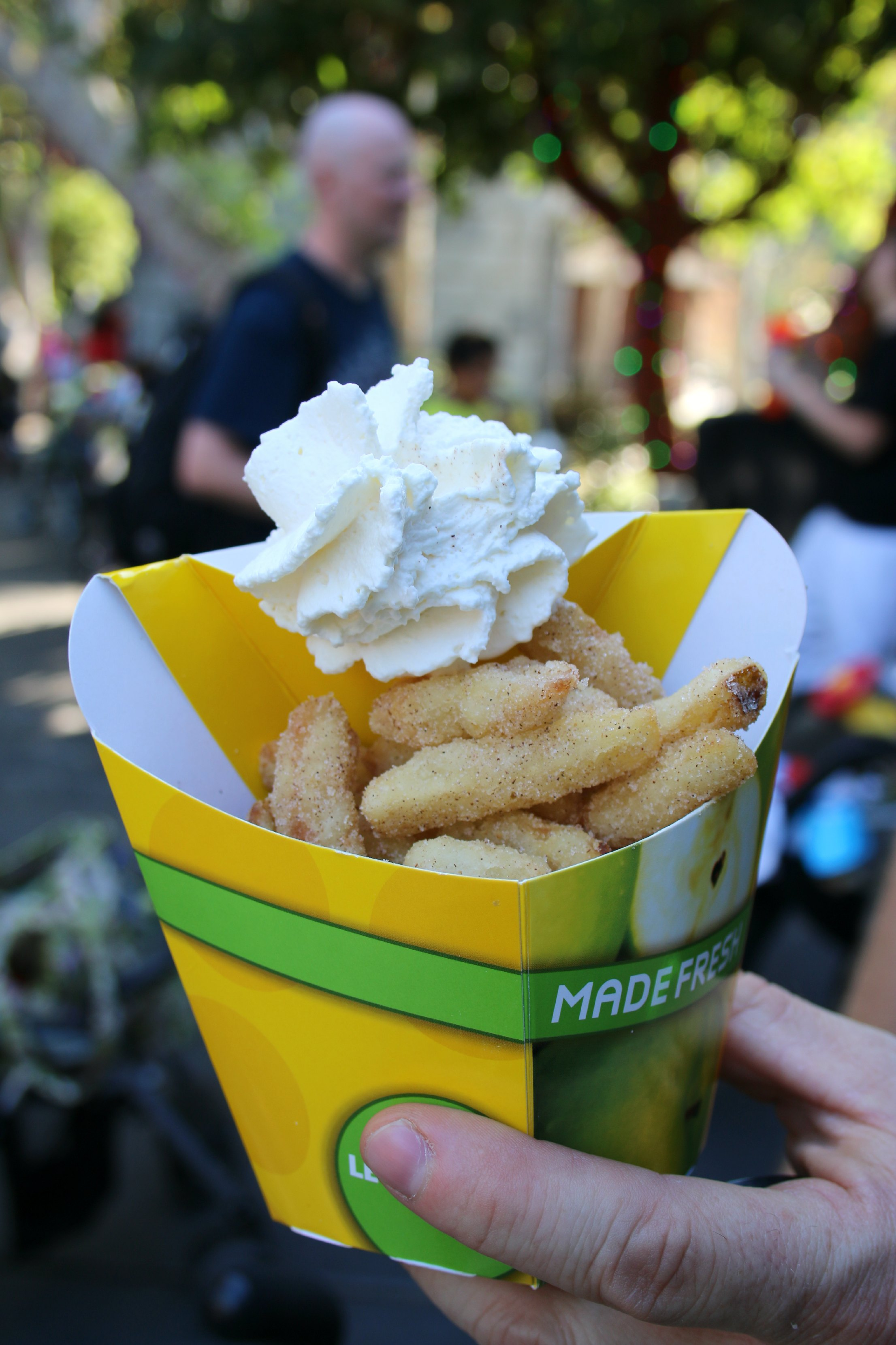 apple fries